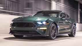 Ford Mustang GT Bullitt - powrót legendy