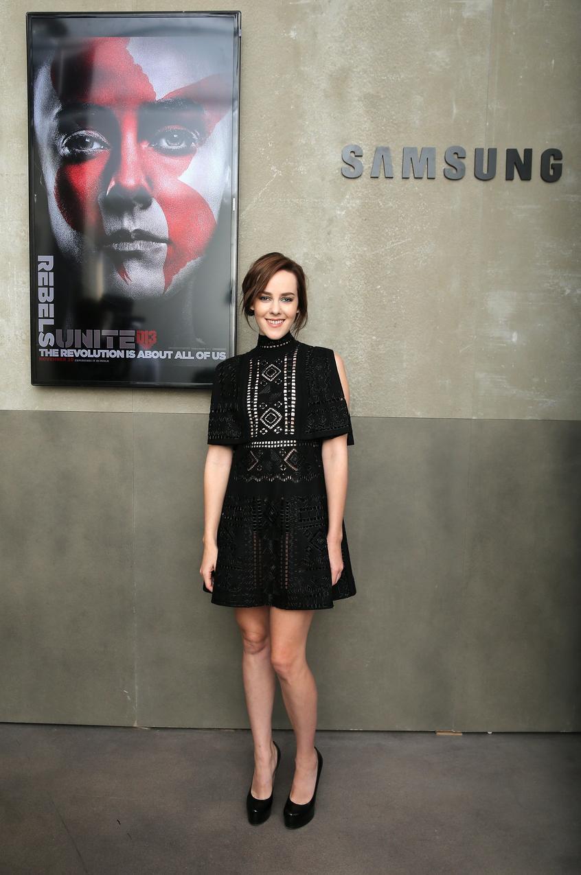 Best Look:Jena Malone w sukience Valentino