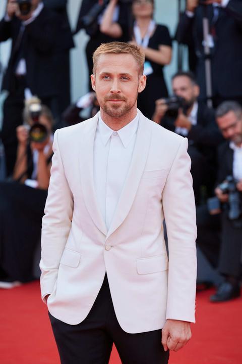 Ryan Gosling a klasszikus fekete-fehérben pompázott / Fotó: Northfoto