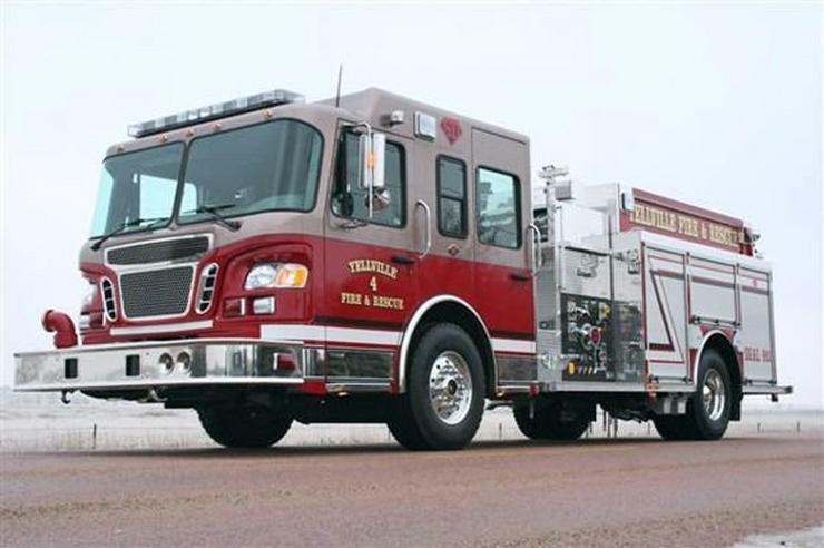 urok i moc strażackich wozów  auto Świat