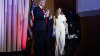 Styl nowej Pierwszej Damy - Melanii Trump