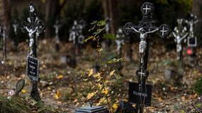 Bezimienny cmentarz na obrzeżach Wiednia
