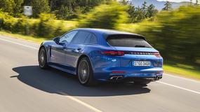 Porsche Panamera Turbo Sport Turismo - praktyczniejsze i nadal prestiżowe