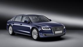 Audi pokazało luksusową wersję A8