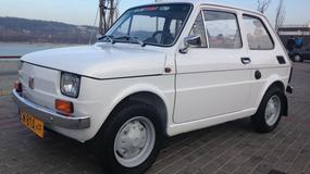 Fiat 126p na sprzedaż za 51 tys. zł