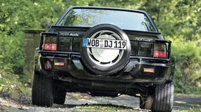 Perły tuningu lat 80. - Audi 90 Quattro Treser Hunter