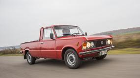 Polski Fiat 125p/FSO 1500 Pick Up - klasyk, który zmienił historię