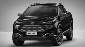 Pick-up Fiata w czerni – szkoda, że tylko w Brazylii