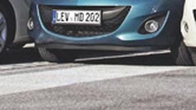 Kogo zwycięży nowa Kia Rio? Kia Rio kontra Honda Jazz, Mazda 2, Renault Clio i Skoda Fabia