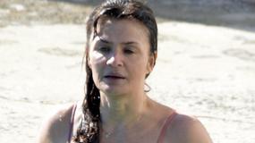 49-letnia słynna modelka w bikini! Jak się prezentuje?