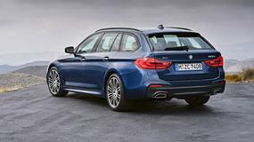 BMW serii 5 w wersji Touring