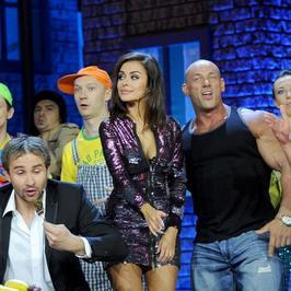 """Natalia Siwiec i Hardkorowy Koksu w """"Dzięki Bogu już weekend"""""""