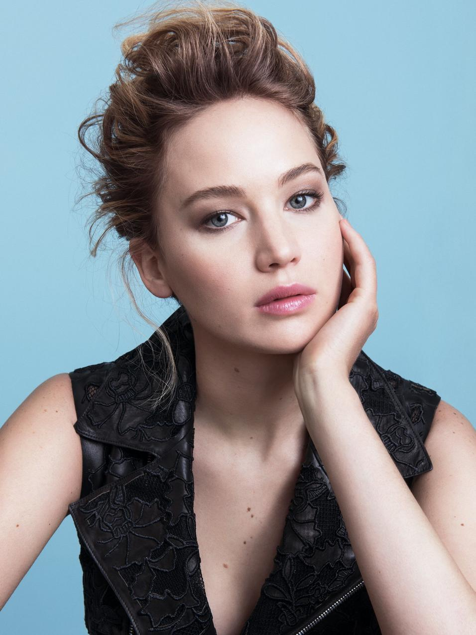 Jennifer Lawrence Dior Addict Ad 2015