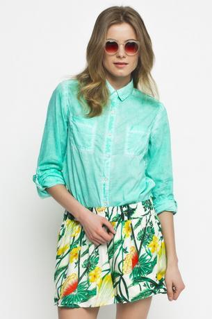 Moda ze szczyptą mięty
