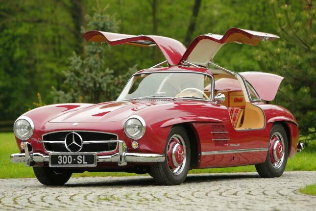 Najdroższe zabytkowe Mercedesy na świecie | Galeria zdjęć