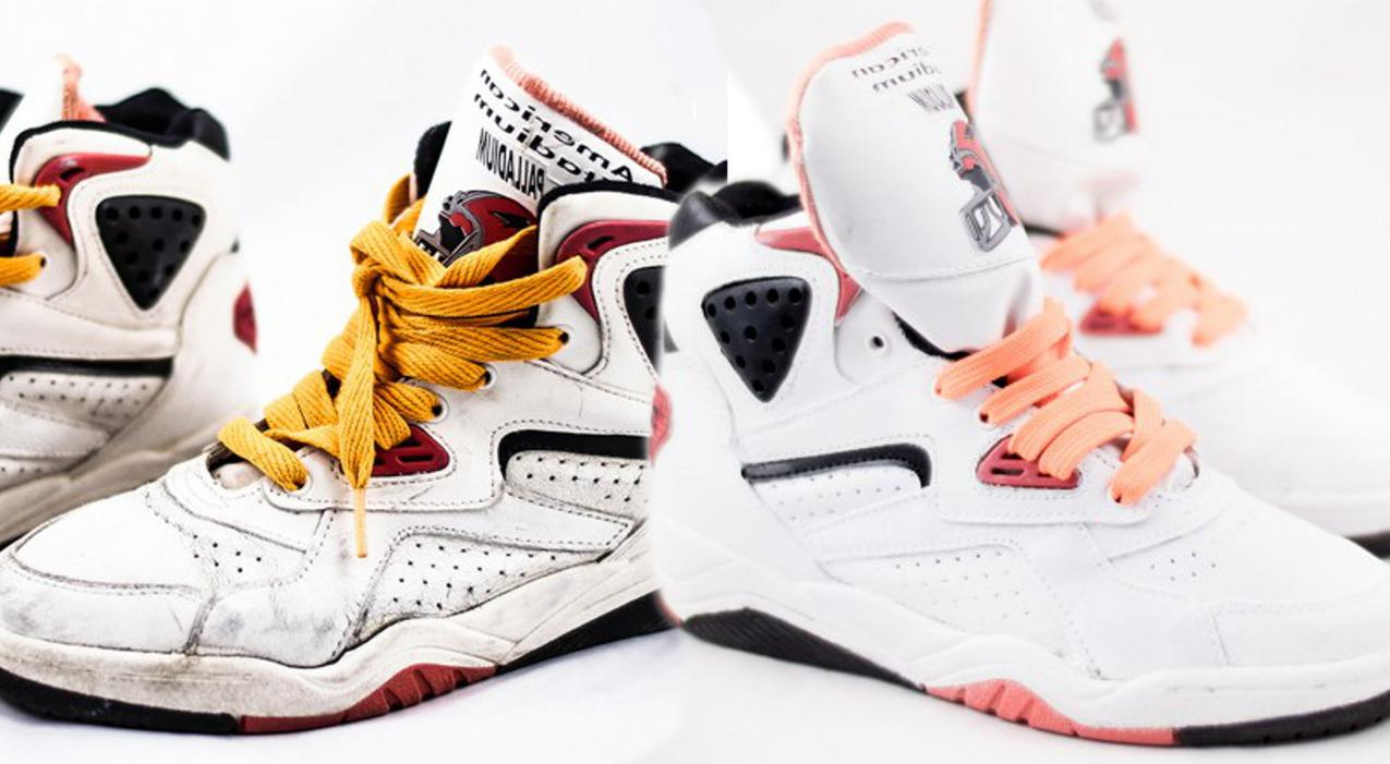 Wosh Wosh - nowe życie butów