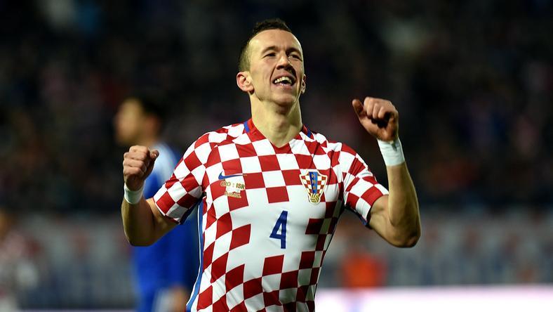 Perisic az első gól szerzője /Fotó: AFP