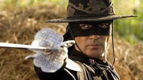 "Kłamliwa ""Legenda Zorro"""