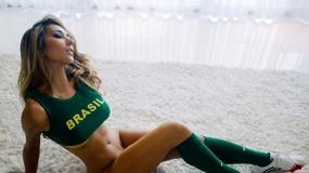 Brazylijska miss fanką Barcelony