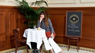 Caroline de Maigret po raz pierwszy dla Chanel