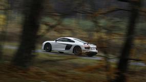 Bestia z laserami – test Audi R8 V10 plus