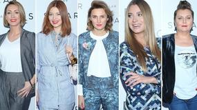 Marcelina Zawadzka i inne piękności w błękicie na imprezie znanej marki. Która wyglądała najlepiej?