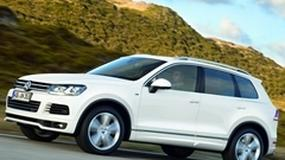 Volkswagen Touareg dop–R–awiony