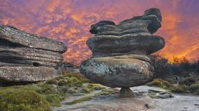 Najciekawsze na świecie balansujące skały
