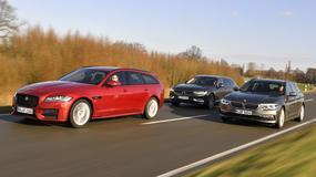 Luksusowe kombi z benzynowym silnikiem - które będzie lepszym wyborem?