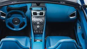 Aston Martin: 13 głośników  Bang & Olufsen