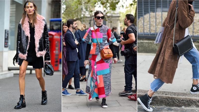 Street Style w Londynie