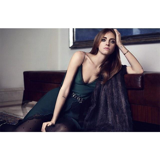 Chiara Ferragni x Vogue