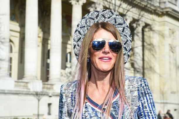 Anna Dello Russo. Kolorowy ptak świata mody