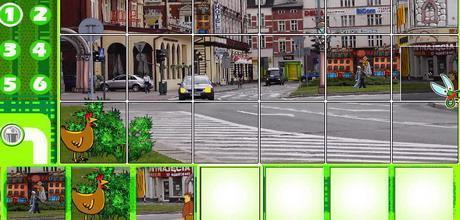 """Screen z gry """"Bolek i Lolek: Moje pierwsze studio plastyczne"""""""