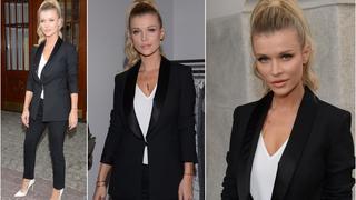 Best Look: Joanna Krupa w garniturze Emente