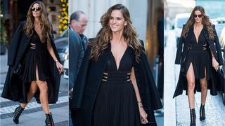 Best Look: Izabel Goulart w sukience Alaia