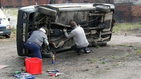 Gdzie można samodzielnie naprawiać auto?