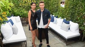 Brooklyn Beckham i Selena Gomez pozowali razem podczas NYFW