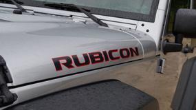 Jeep Wrangler Rubicon 3.6 - klasyka off-roadu