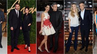 Miłość w modzie i show-biznesie. Te pary naprawdę się kochają!