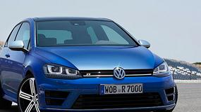 IAA 2013: nowy VW Golf R ma 300 KM