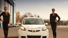 Toyota Aygo Sport: mała, szybka i niesforna