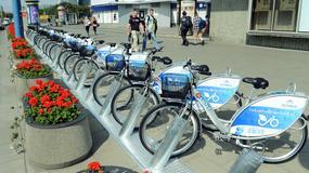Rusza system wypożyczalni rowerów