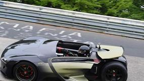 Peugeot pobił rekord na Nürburgringu