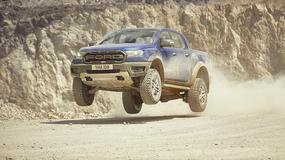 Ford Ranger Raptor dla Europy