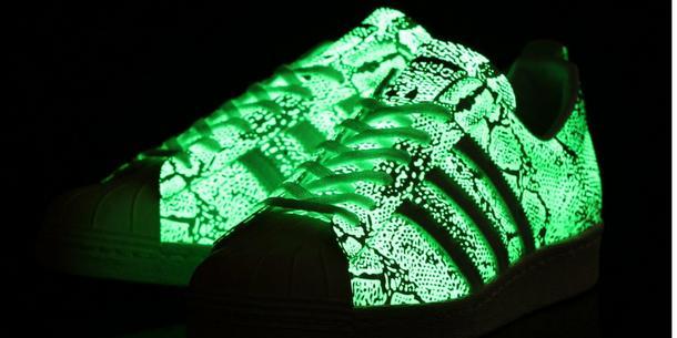 Powrót do przyszłości! Świecące adidasy wracają do łask