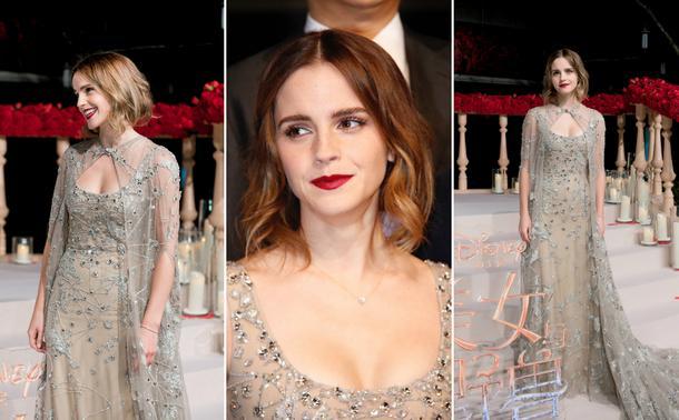 Best Look: Emma Watson w sukni Elie Saab