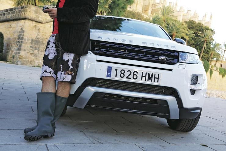 Mini Paceman Kontra Range Rover Evoque Terenowe Coupe