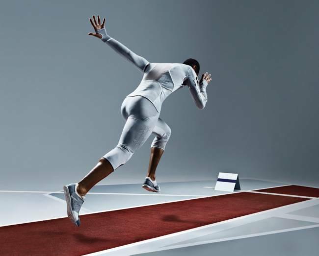 Innowacyjny kombinezon dla sportowców