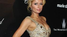 Paris Hilton bardzo chuda